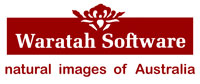 Waratah Software logo 16jan10